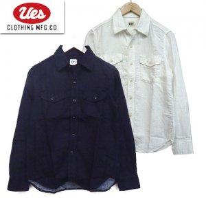 501806 ガーゼワークシャツ