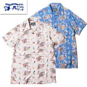 【予約5月下旬入荷】SP-050 40周年レーヨンアロハシャツ