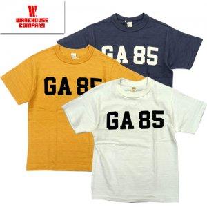 4601 「GA 85」 プリントTシャツ