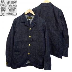 OR-4012D  Sack Jacket デニム サックジャケット