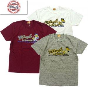 WV78219 ロゴプリントTシャツ