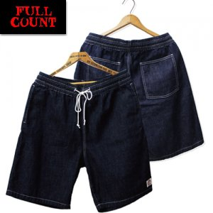 1306OW DENIM EASY SHORTS 8オンス