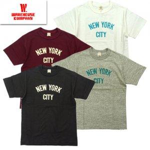 4601 「NEW YORK CITY」 プリントTシャツ