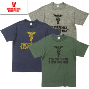 4601 「FMF CORPSMAN」 プリントTシャツ