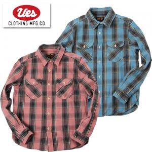 501952 ヘビーネルシャツ