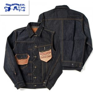 SP-055 40周年 スヴィンゴールド クレイジーデニム ジャケット