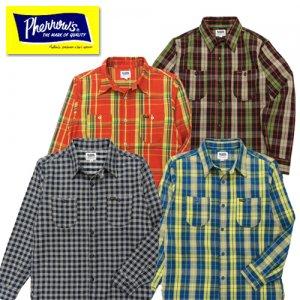 19W-720WS ヘビーネルシャツ