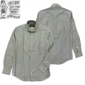 再入荷 OR-5002B ウィンザーカラーシャツ