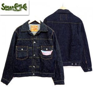 SC14500 Made in USA 13oz. DEAD STOCK DENIM JACKET US1953