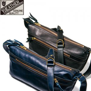 BG-02 HORSE HIDE SHOULDER BAG