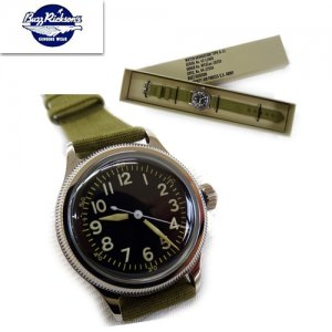 BR02613 U.S.ARMY AIR FORCE 「TYPE A-11 WATCH NAVIGATION」 パイロットウォッチ