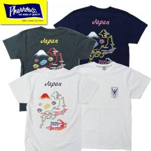 20S-PT9 プリントTシャツ