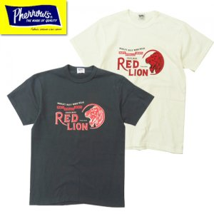 20S-PTJ2 「RED LION」 プリントTシャツ