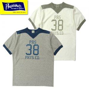 20S-PVST1 ナンバリングフットボールTシャツ