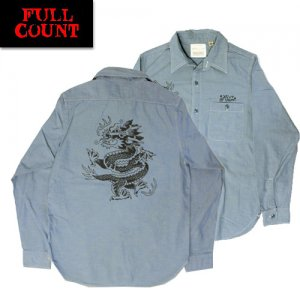 ALS-002 5oz original CHAMBRAY SHIRTS