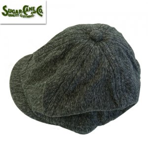 SC02625 「9oz BLACK COVERT APPLEJACK CAP」