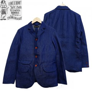 OR-4168A Herringbone Jacket