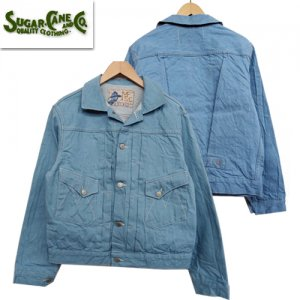 SC14609 MFSC Made in USA 「12oz ICE BLUE DENIM RANCH BLOUSE」