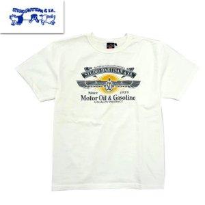 9992A 吊り編みプリントTシャツ