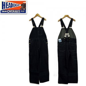HD41930 「9.5oz BLUE DENIM LOW BACK OVERALLS」