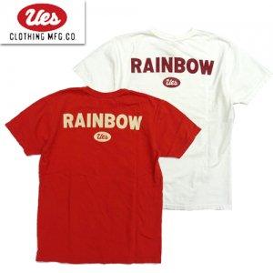 652012 「RAINBOW T」 プリントTシャツ