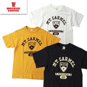 Lot4601 「MT.CARMEL」 プリントTシャツ