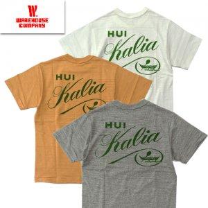 Lot4601 「HUI KALIA」 プリントTシャツ