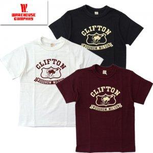 Lot4601 「CLIFTON」 プリントTシャツ