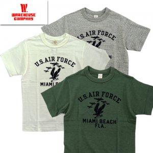 Lot4601 「MIAMI BEACH」 プリントTシャツ