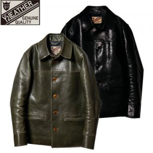 ECO HORSE 30'S CAR COAT 「EC-76」