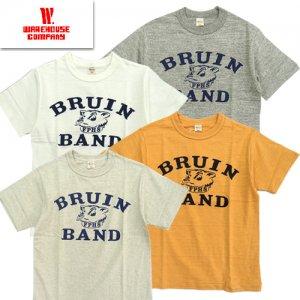 Lot4601 「BRUIN」 プリントTシャツ