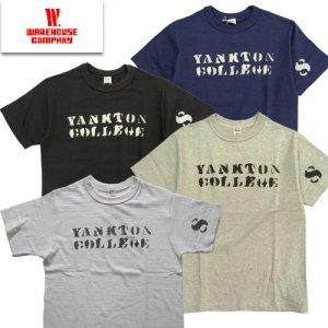 OFF(ホワイト)追加 Lot4601 「YANKTON」 プリントTシャツ