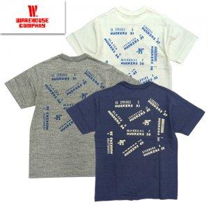 Lot4601 「M.R.V.C.」 プリントTシャツ