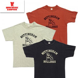Lot4601 「BULLDOGS」 プリントTシャツ