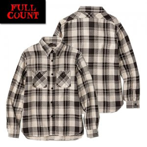 4041 チェック ヘビーネルシャツ Nash