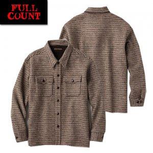 4048 ガンクラブチェック CPOシャツ ジャケット