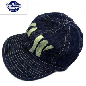 再入荷 「ARMY DENIM CAP PW STENCIL」