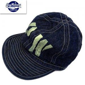 BR02474 「ARMY DENIM CAP PW STENCIL」