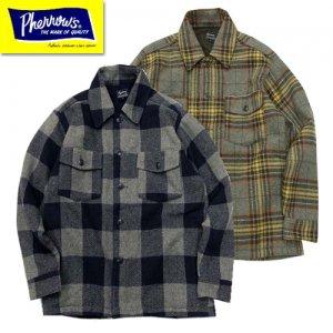 20W-PCSJ-C CPOシャツジャケット