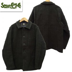 SC14776 FICTION ROMANS DOUBLE FACE CHECK JACKET