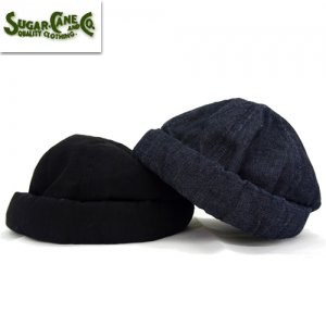 SC02657 10oz.DENIM FISHERMAN CAP