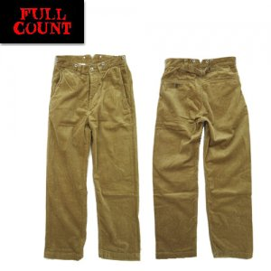 1377 Corduroy Farmers Trousers