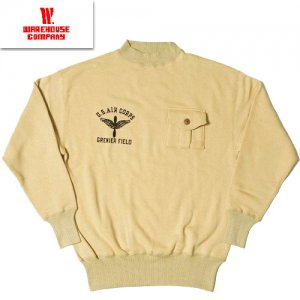 再入荷 Lot478 MILITARY SWEAT SHIRTS 「GRENIER FIELD」