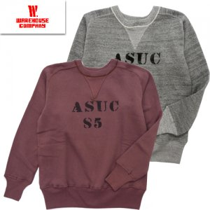 Lot404 FREEDOM SLEEVE SWEAT 「ASUC」