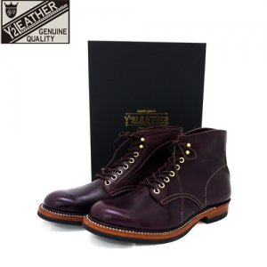 IS-02 ANILINE HORSE WORK BOOTS