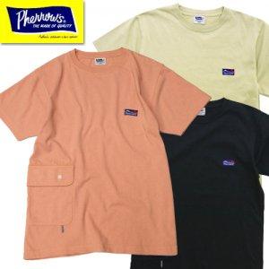 21S-P.FES-T 腰ポケット付きTシャツ