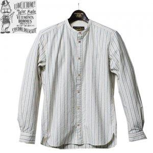 OR-5016C バンドカラーシャツト