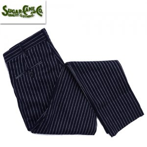 SC42203 「9oz WABASH STRIPE TROUSERS」