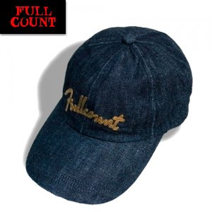 6007 Chain Embroidery Denim CAP