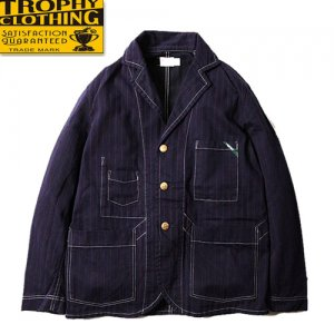 TR21SS-501 Modern Times Jacket